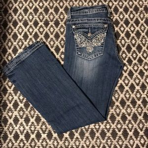 Miss Me Bootcut jeans 29/30